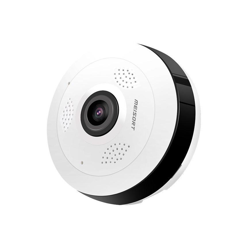 Panoramic Fish Eye Security Camera
