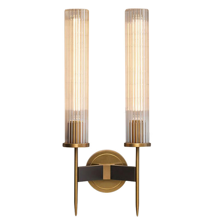 Retro Brass Sconce