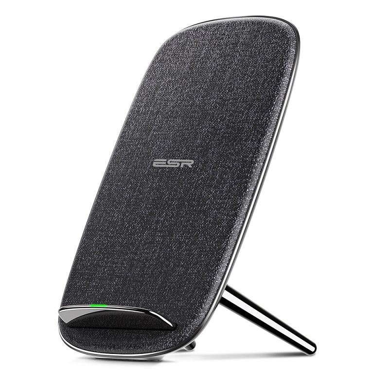Wireless Charging Smartphone Stand