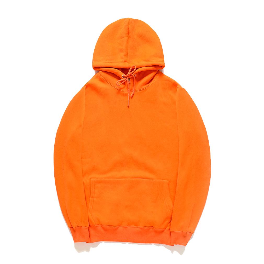 Block Colour Hoodie