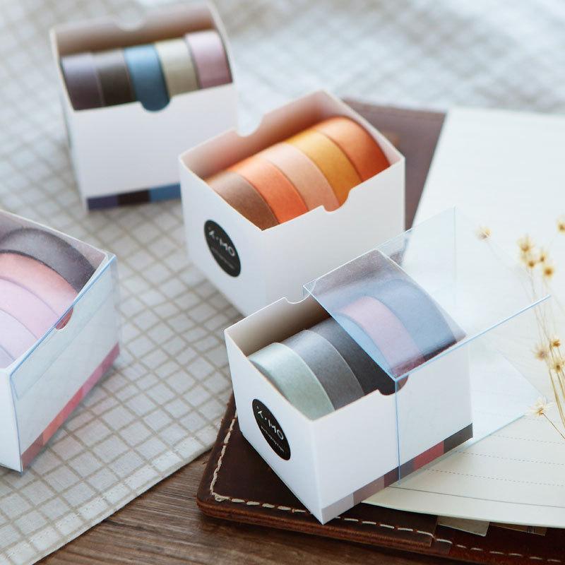 Tones Washi Tape Set
