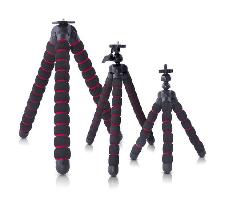 Flexible Soft Feel Camera Tripod