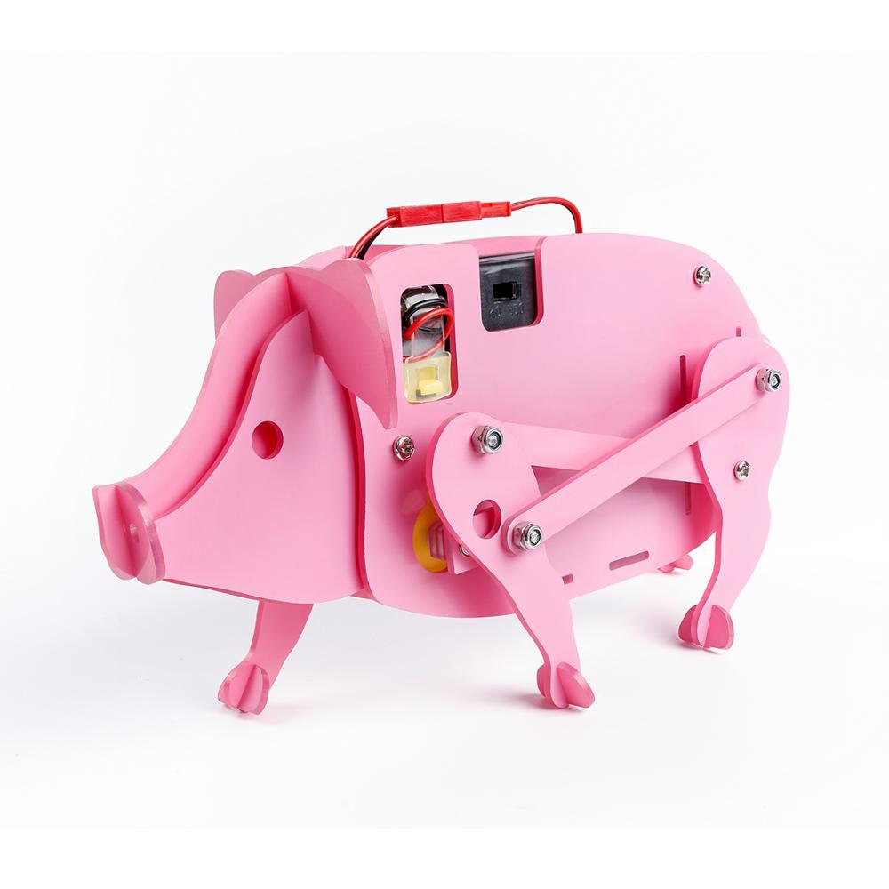 DIY Robo Pig
