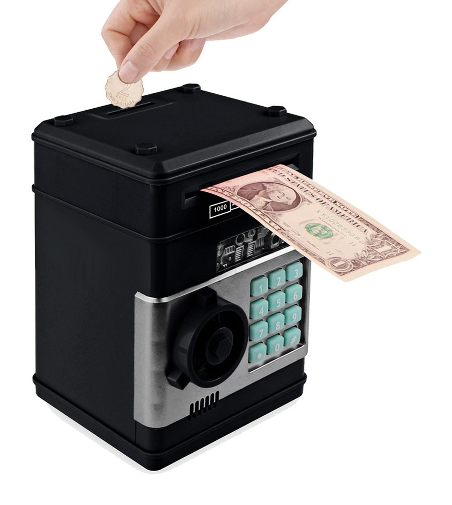 Electronic Piggy Bank Safe