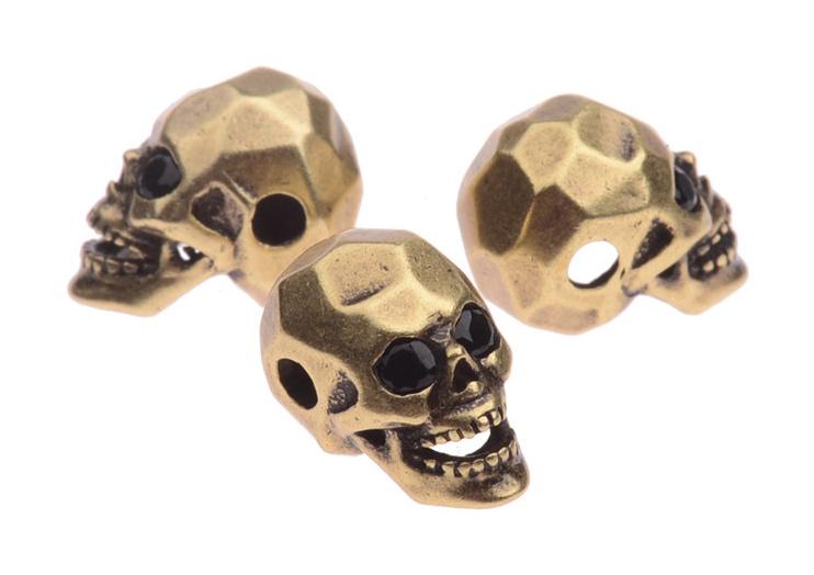 Copper Skull DIY Jewellery
