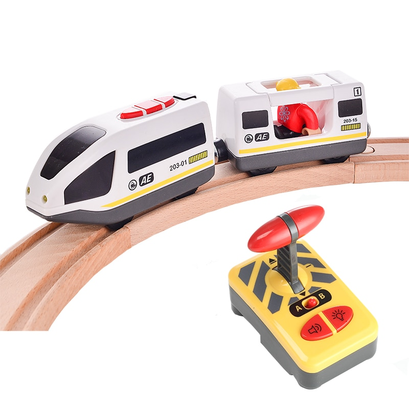 Kids Electric Train With Controller
