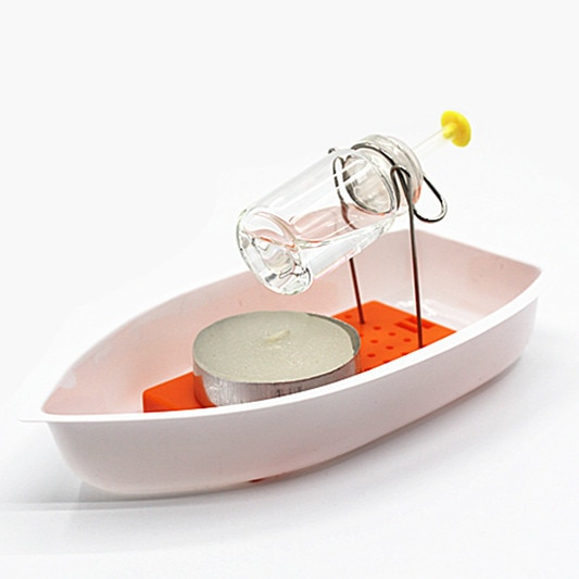 Kids Science Steam Boat Kit